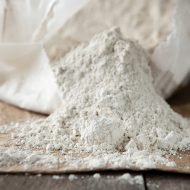 Diatomaceous Earth – It's not food!