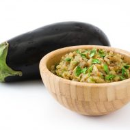 Roasted Eggplant Dip Recipe | Baba Ganoush | Recipes