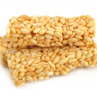 Homemade Rice Krispies Bars | Recipe for Rice Krispies Treats | Recipe LCM Bars