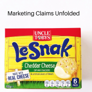 Marketing Claims – Le Snak